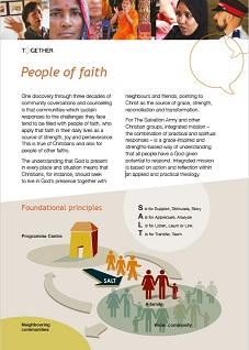 Theme - People of faith