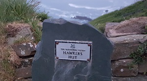signpost – national trust – Hawkers Hut